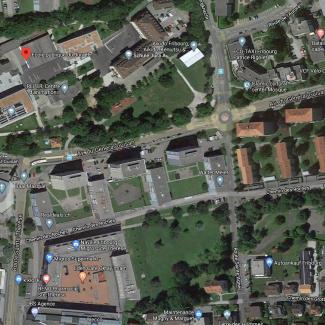 Ecole du Jura, Bâtiment C, Fribourg
