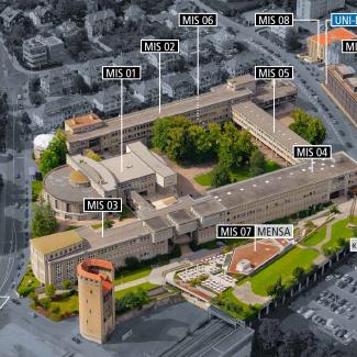 Université Miséricorde, Fribourg